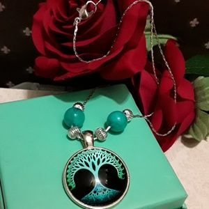 Jewelry - 🍁Yggrdrassil Tree of Life Pendant